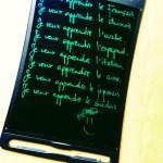 Kent Boogie Board Language Drill