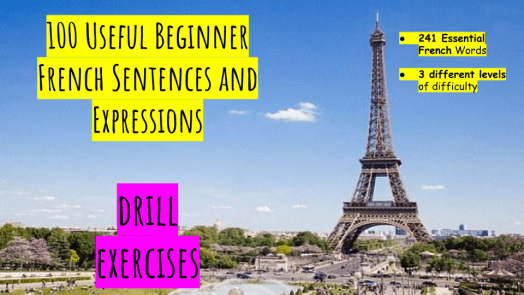 French Drills