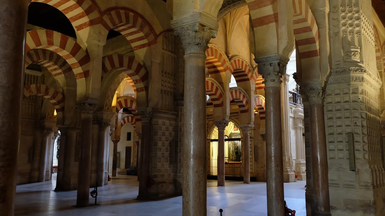 Mezquita, Cordoba, Spain, Spanish Exercises