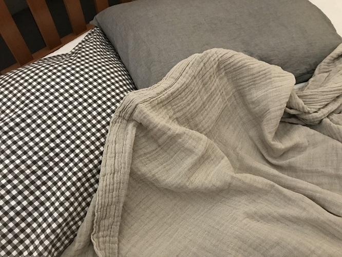 無印オーガニックコットン寝具