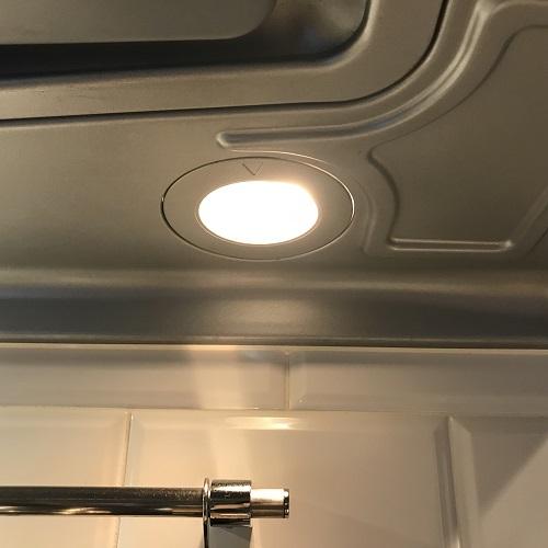 レンジフード照明LED