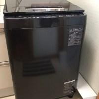 東芝縦型洗濯機ザブーン