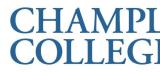 كلية شامبلين اون لاين