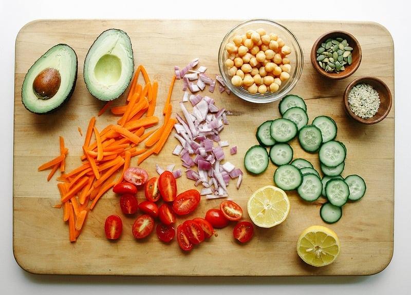 Everyday Nourish Bowl: Ingredients