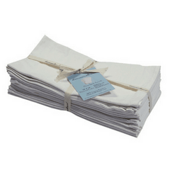 flour sack towels napkins