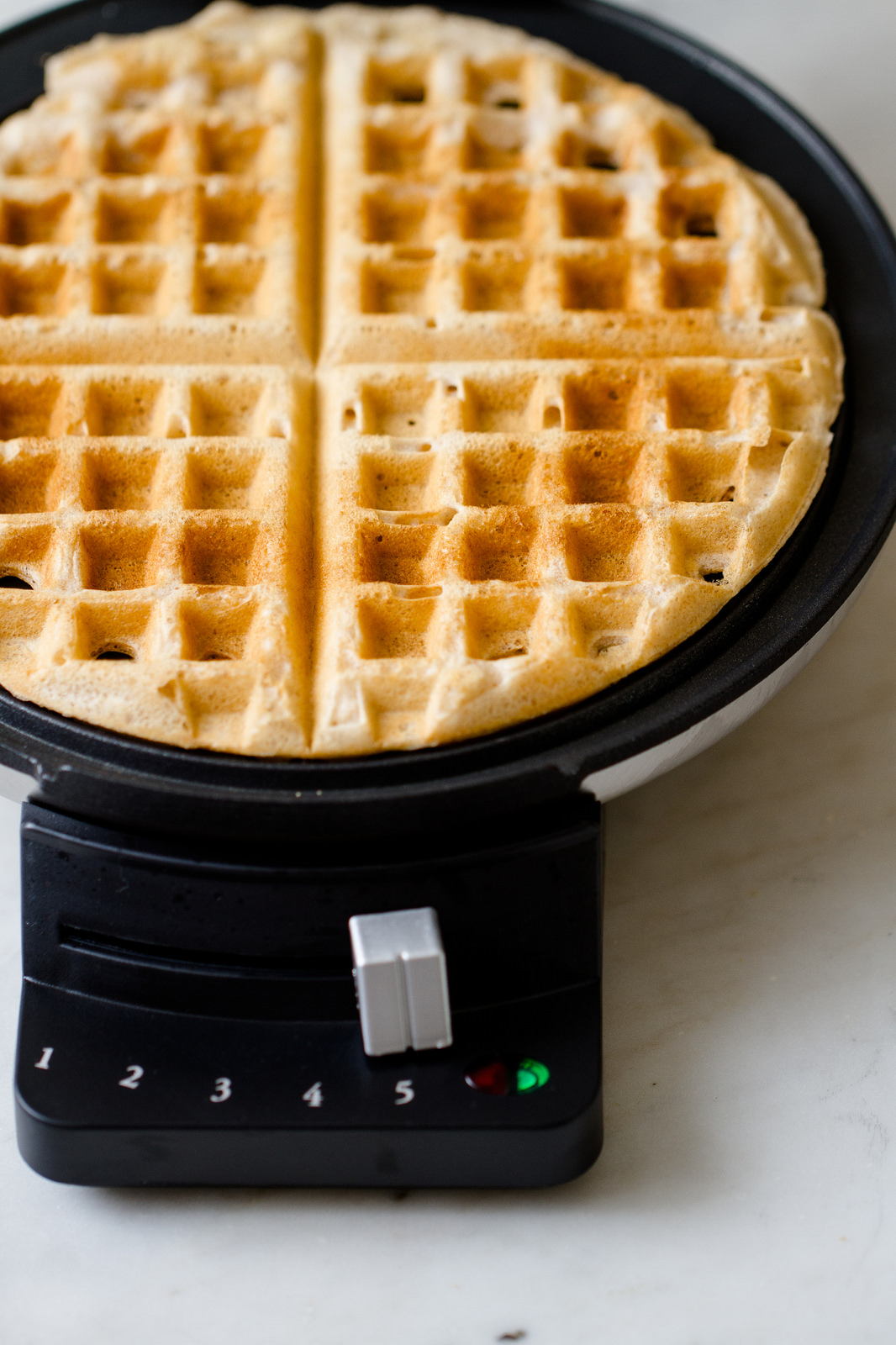 Easy Vegan Waffles Recipe