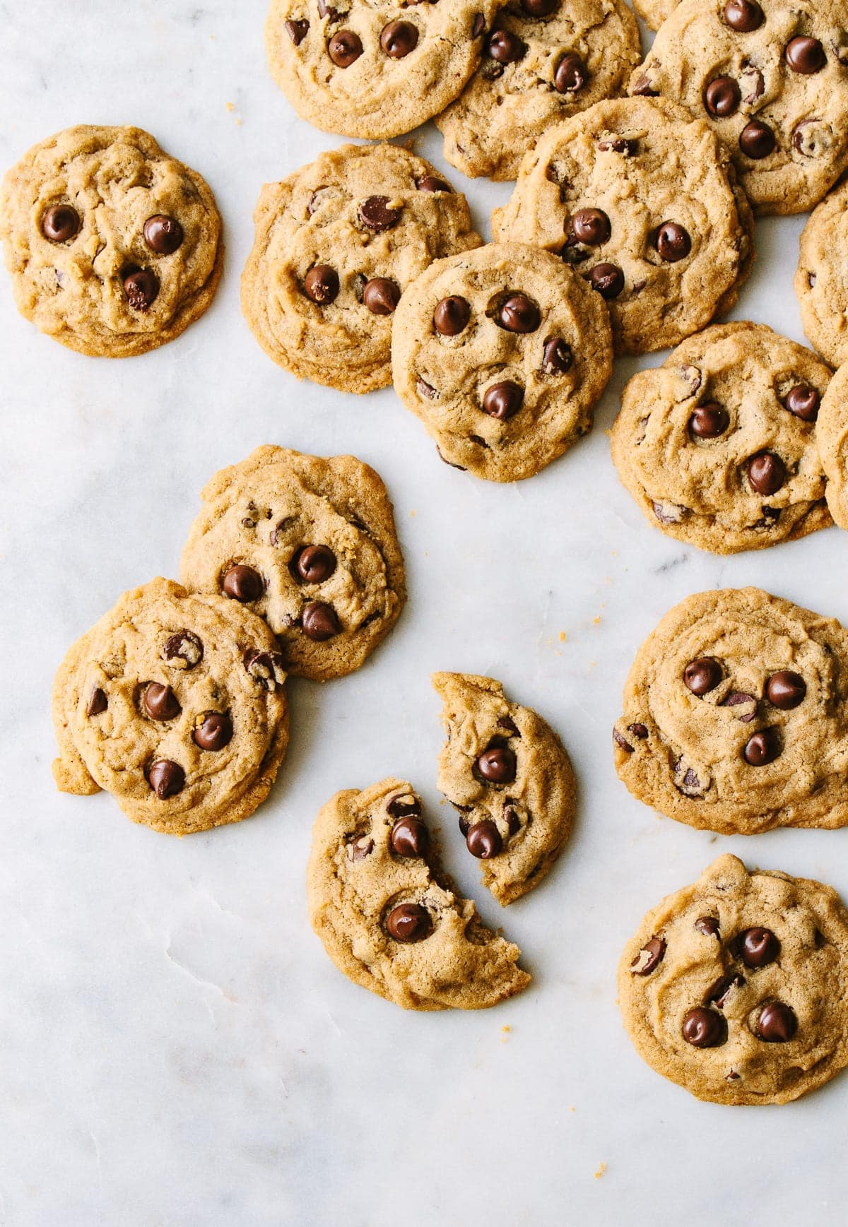 Best Vegan Chocolate Chip Cookies The Simple Veganista