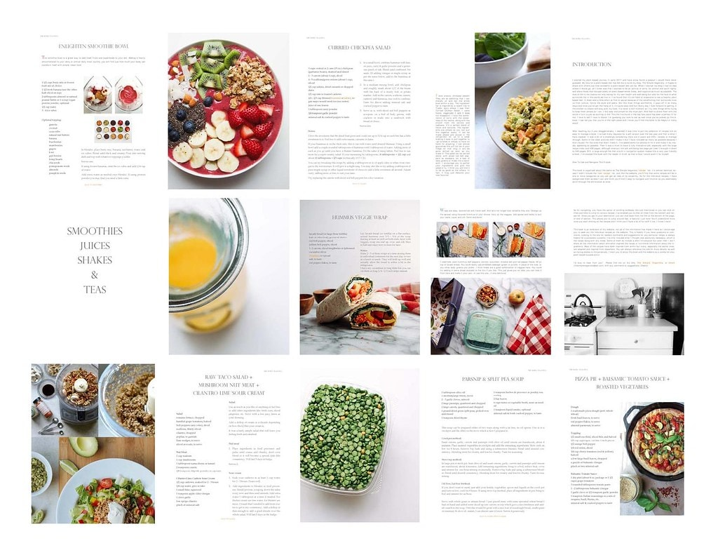 photos of pages inside ebook.