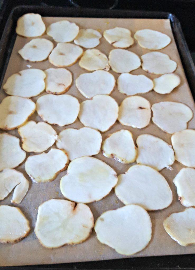 Veggie Nachos Potatoes simpleandsavory
