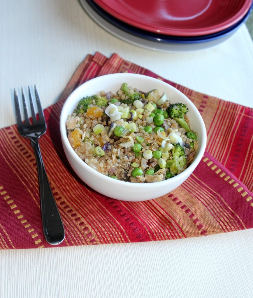 What is in the Fridge Fried Rice Simple and Savory