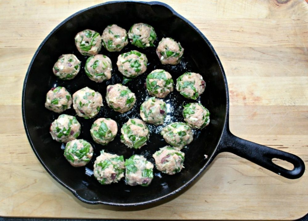 ... these meatballs for dinner, as an appetizer or even in a sandwich