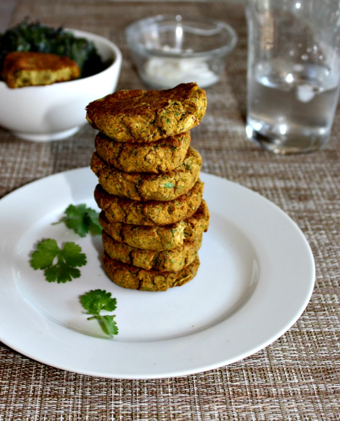 Baked Falafel Simple and savory.com gluten free vegan