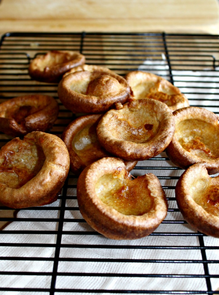 Yorkshire Pudding Simple and Savory.com