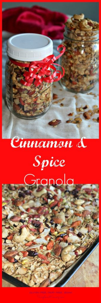 cinnamon-spice-granola-recipe-made-with-oats-nuts-cinnamon-nutmeg