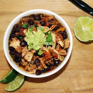 Slow Cooked Chili Chicken