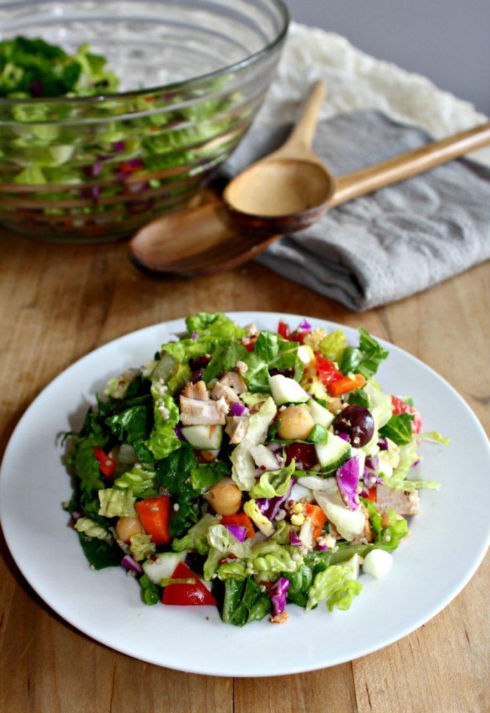 Loaded Chopped Salad