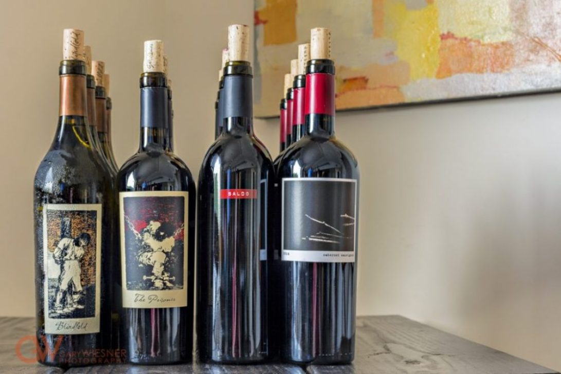 Petrocks - Prisoner Wine Dinner-wine