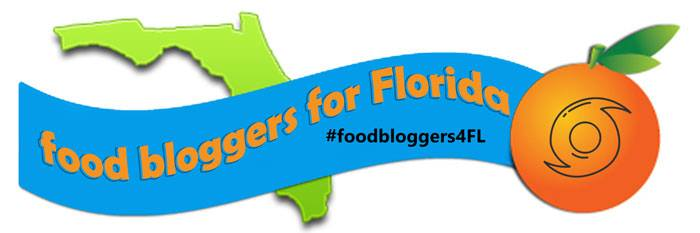 Food BLoggers for Florida graphic