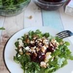 Fabulous Fall Beet salad mainpic