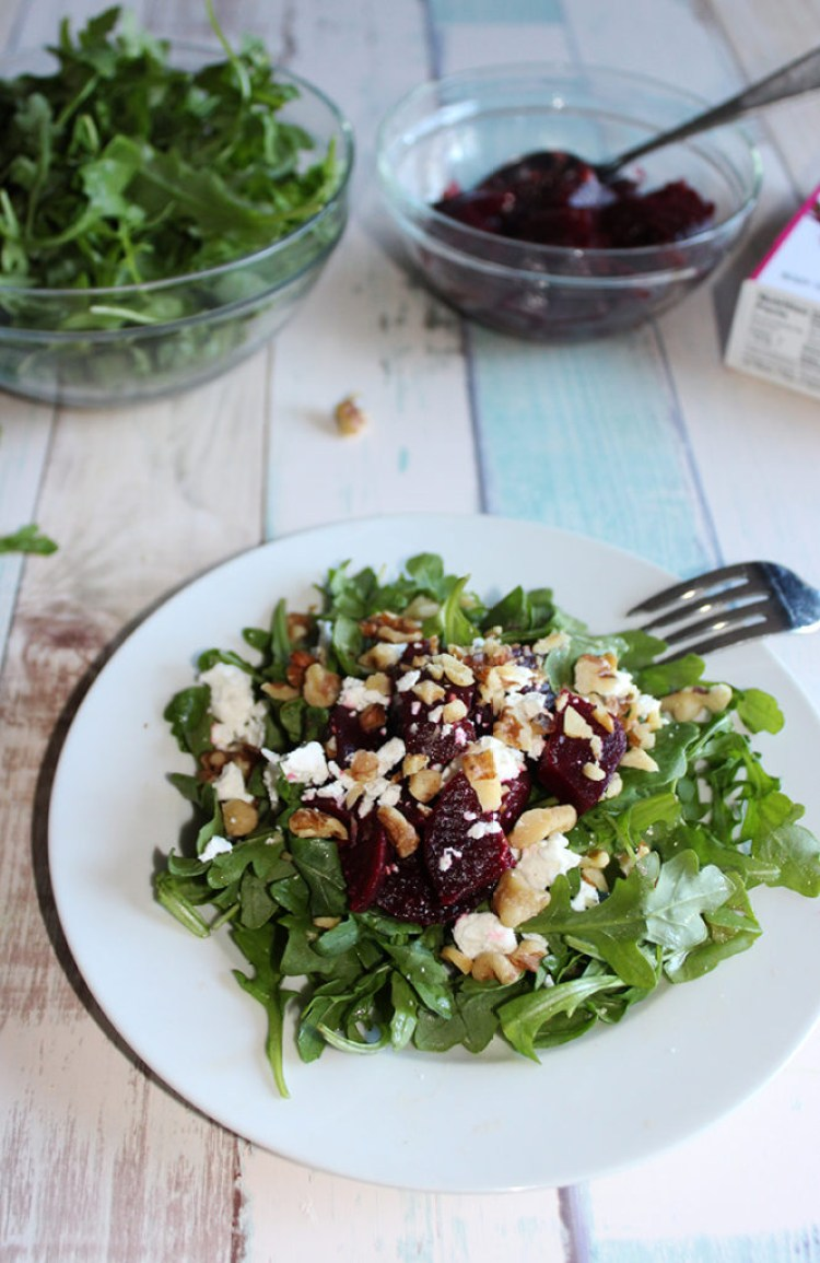Fabulous Fall Beet salad mainpic