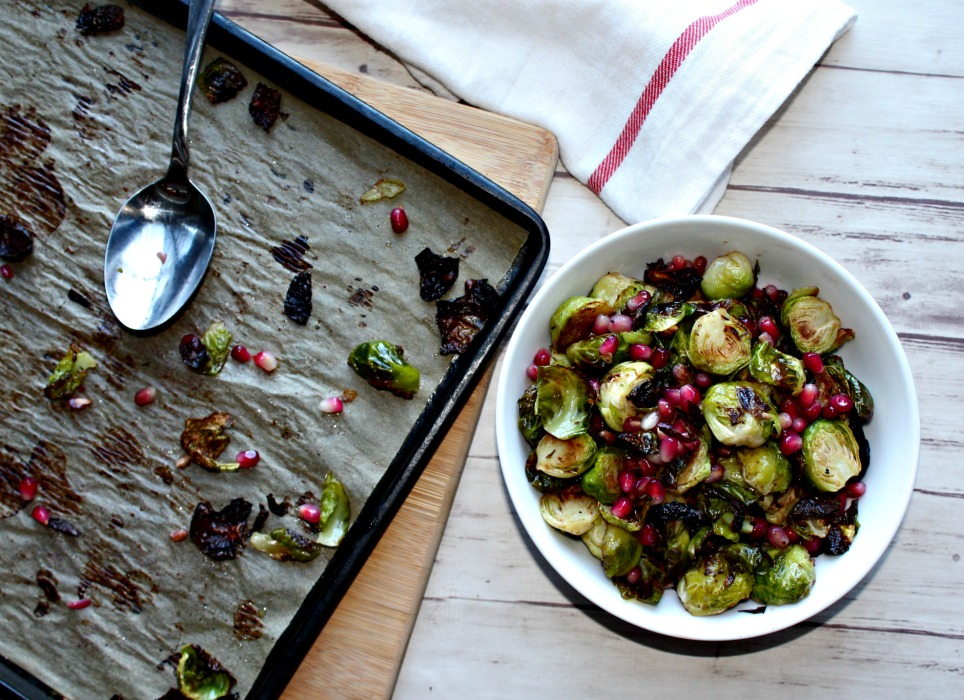 oasted brussels sprouts