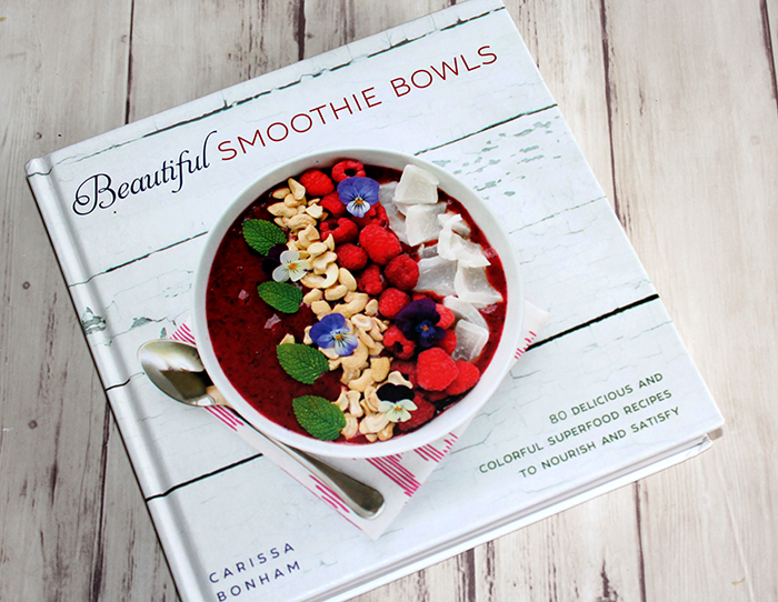 smoothie bowl recipe book