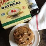 apple oatmeal panckaes simple and savory gluten free