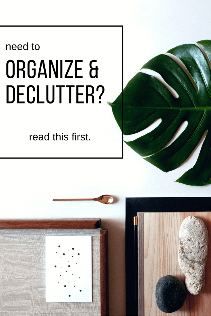 organization | declutter | storage tips | organization ideas for the home | organization tips | minimalist | organize your life via @nmburk