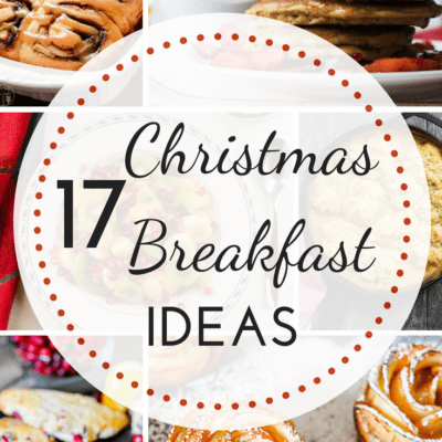 Make Christmas breakfast special with one of these delicious breakfast recipes. Whether you like pancakes, cinnamon rolls, or biscuits and gravy, there's something here for everyone!