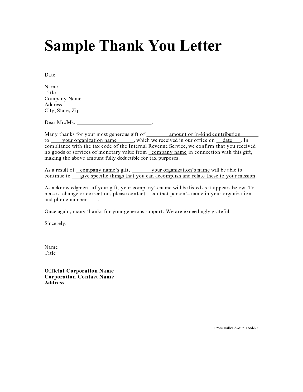 Volunteer Hours Confirmation Letter Template Samples
