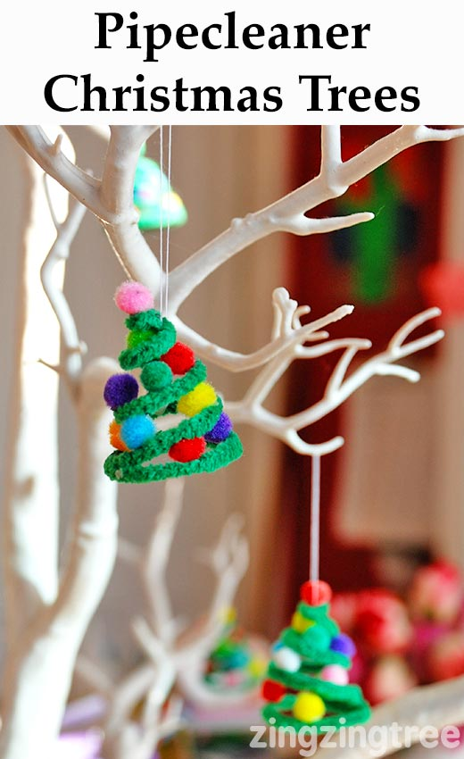 25 Terrific Christmas Tree Crafts