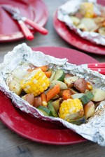 Keep outdoor cooking simple (and healthy!) with this easy recipe for grilled vegetables.