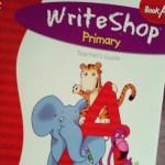 Write shop Simple Homeschool Writing Curriculum