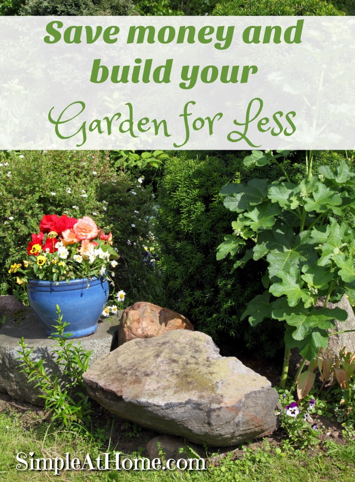 Gardening on a budget? Theese tips will help you save money.