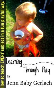 Book Learning Through Play