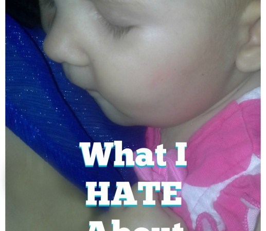 6 Things I Hate About Breastfeeding