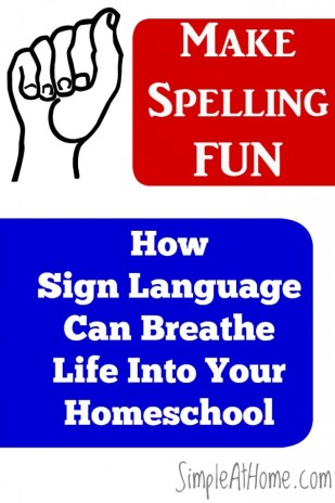 Have a distracted student? Make spelling fun #funactivehomeschool #hstips4mom