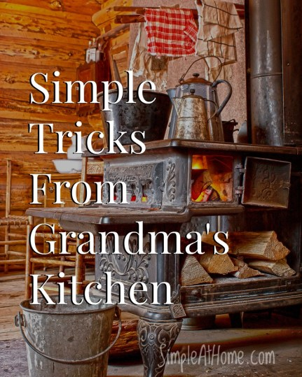 Just in time for the holidays. Don't miss these kitchen tips that will make all of those big meals go smooth.