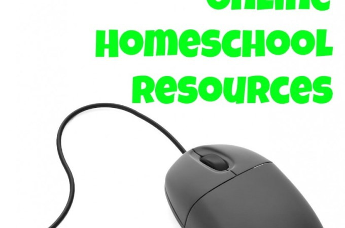 10 FREE Online Homeschool Resources