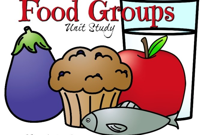 Food Groups Unit Study w/ Printable Food Sort Game