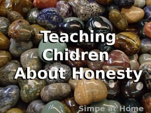 Teaching Children About Honesty