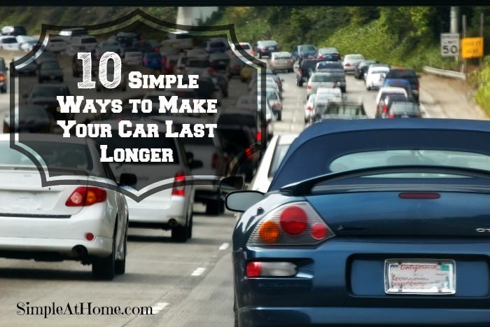 How can you make your car last longer?