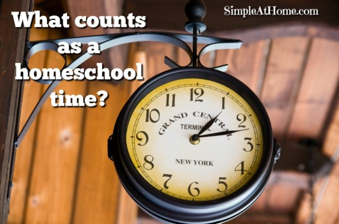 What Counts as a Homeschool Day?