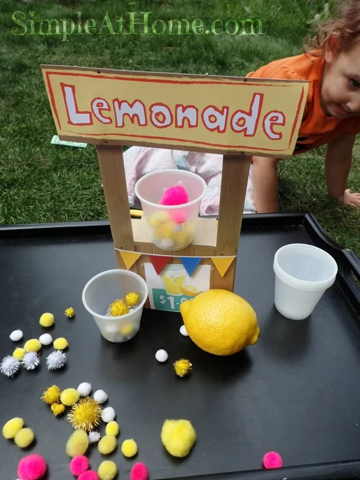 Learn and play with this lemonade stand.