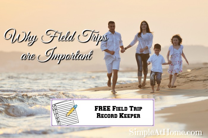Why field trips are important with free record keeper