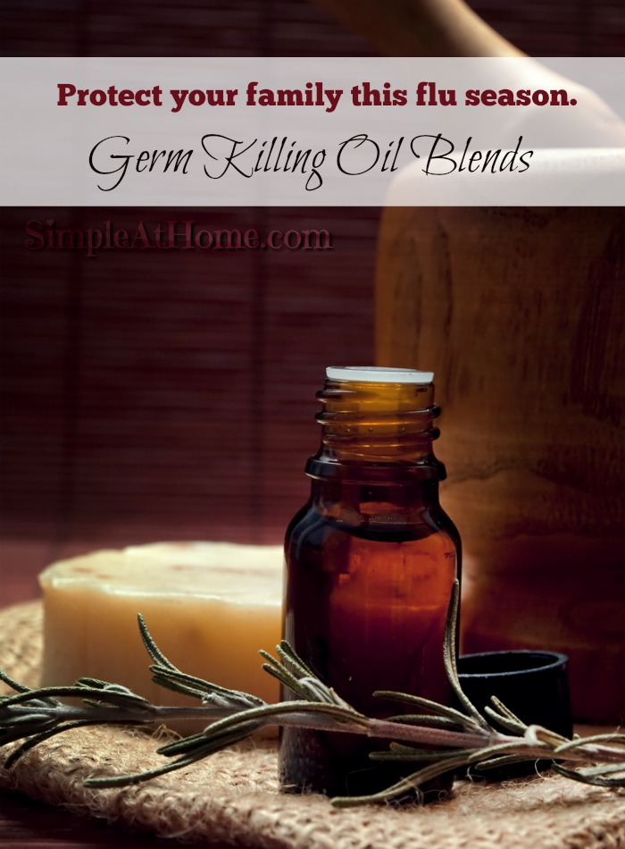 Cold and flu season is coming. Protect your family with these thieves oil blends