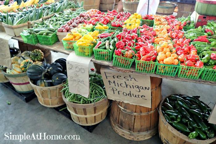 Eastern Market Detroit MI