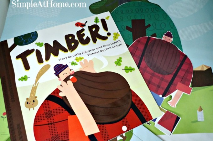 Timber Book Lesson Ideas