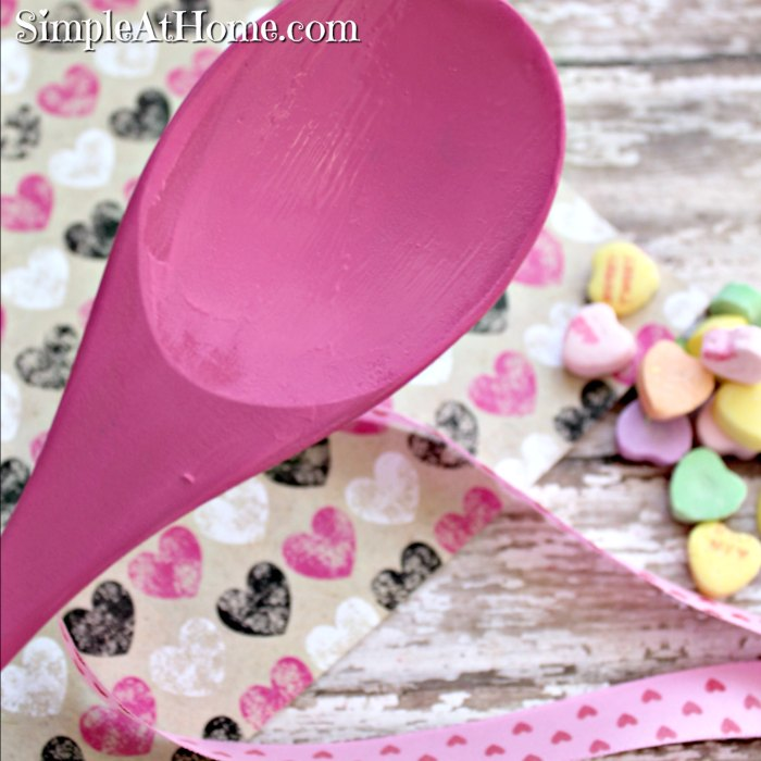Great craft to use leftover Valentines candy to make a cute mothers day gift.