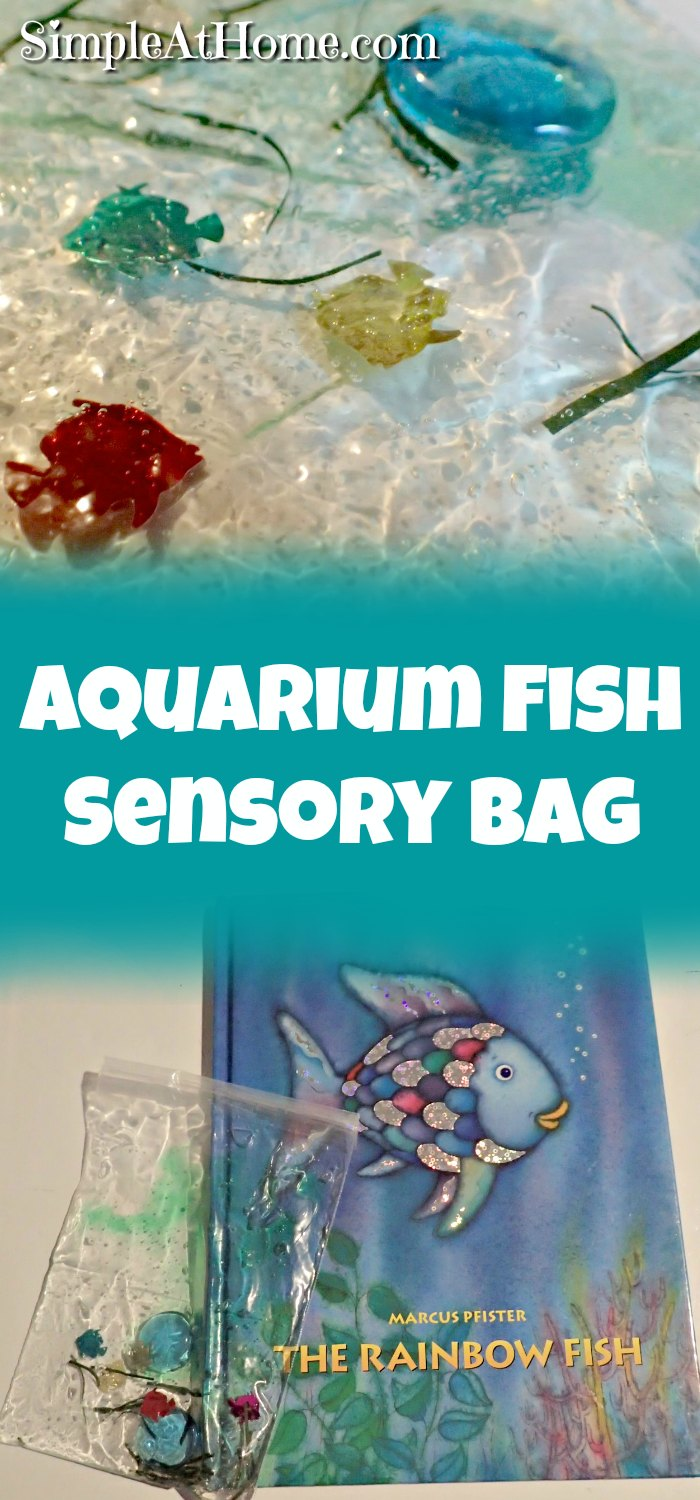 Aquarium Fish Sensory Bag